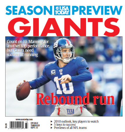 NFL Season Preview - Giants