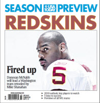 NFL Season Preview - Redskins