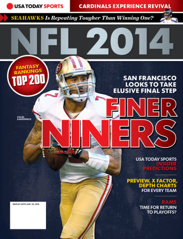 NFL Preview 2014 - San Francisco