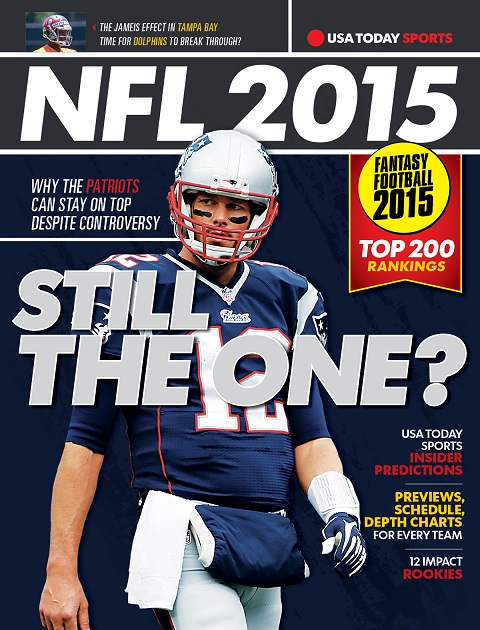 NFL Preview 2015 - Patriots