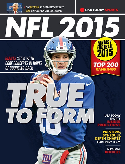 NFL Preview 2015 - Giants