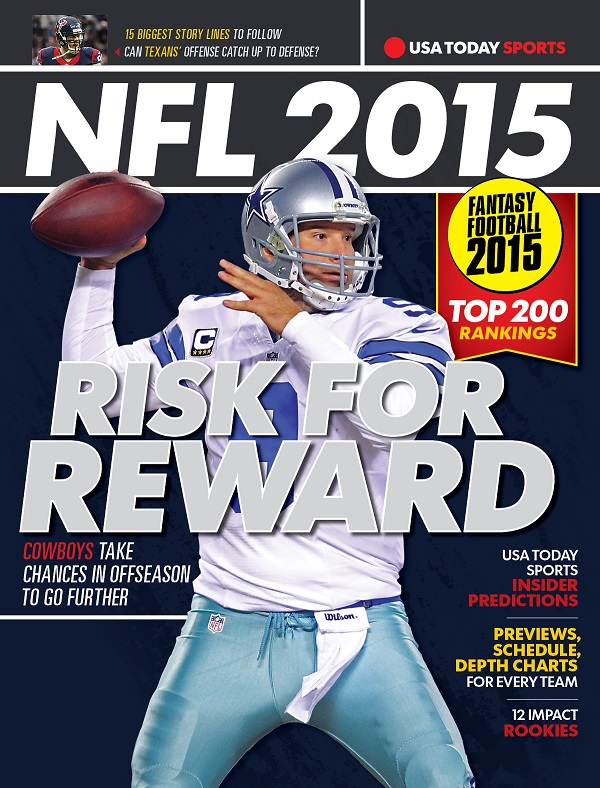 NFL Preview 2015 - Dallas
