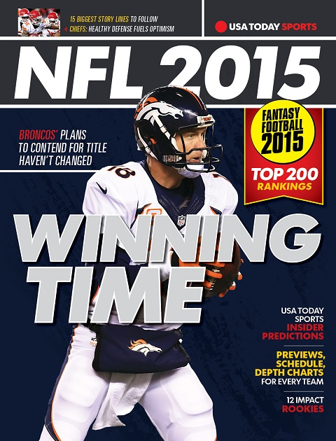 NFL Preview 2015 - Denver