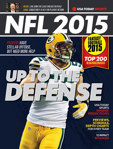 NFL Preview 2015 - Packers