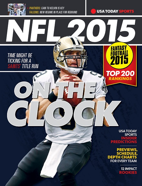 NFL Preview 2015 - Saints