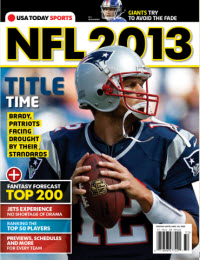 NFL Preview 2013 - Patriots