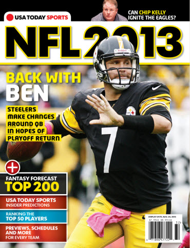 NFL Preview 2013 - Steelers