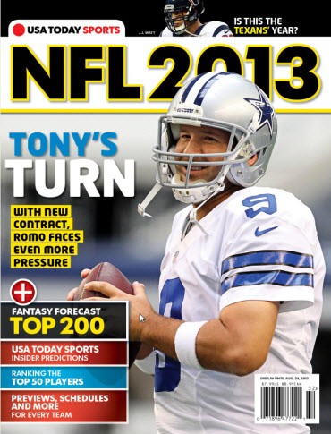NFL Preview 2013 - Cowboys