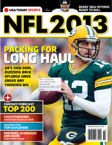 NFL Preview 2013 - Packers