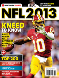 NFL Preview 2013 - Redskins