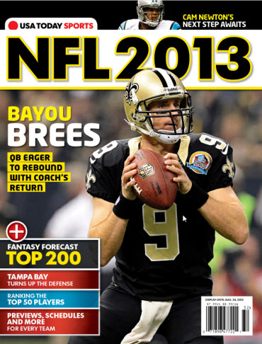 NFL Preview 2013 - New Orleans