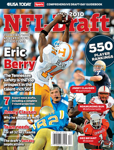 2010 NFL Draft (Berry cover)