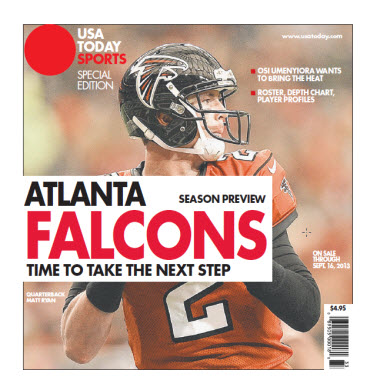 2013 NFL Preview - Atlanta Falcons