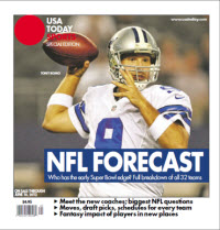 NFL Forecast 2013 - Cowboys
