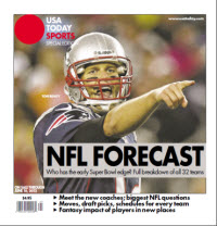 NFL Forecast 2013 - Patriots