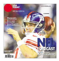 NFL Forecast  2014 - New York Giants