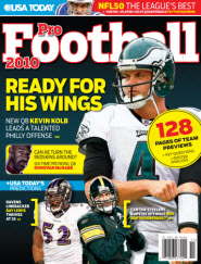 Pro Football 2010 (Kolb cover)