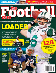 Pro Football 2010 (Sanchez cover)
