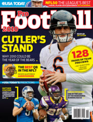 Pro Football 2010 (Cutler cover)