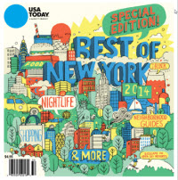 USA TODAY Best of New York 2014