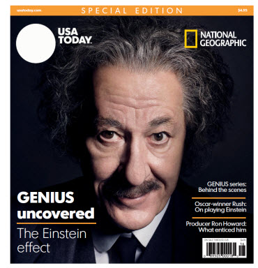 USA TODAY - National Geographic - Genius Uncovered