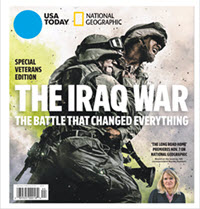 USA TODAY - National Geographic - The Iraq War