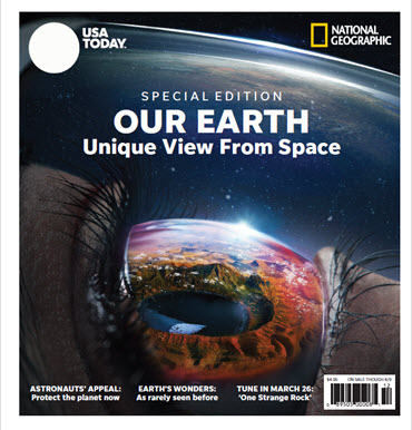 USA TODAY - National Geographic - Our Earth
