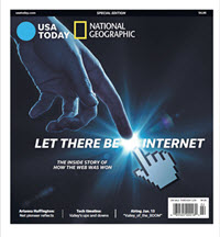 USA TODAY - National Geographic - Let There Be Internet