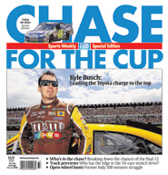 2008 Chase for the Cup
