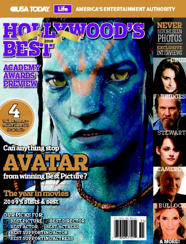 Hollywood's Best: Academy Awards Preview (Avatar cover)