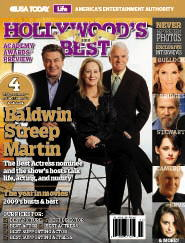 Hollywood's Best: Academy Awards Preview (Baldwin-Streep-Martin cover)