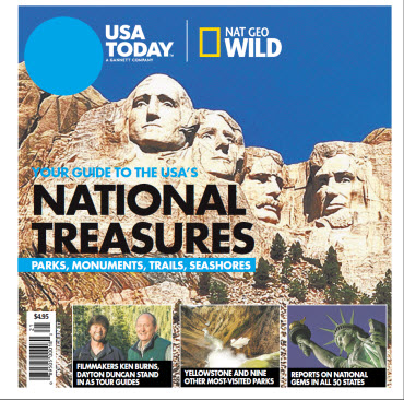 National Parks USA TODAY Special Edition