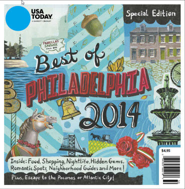 USA TODAY Best of Philadelphia 2014