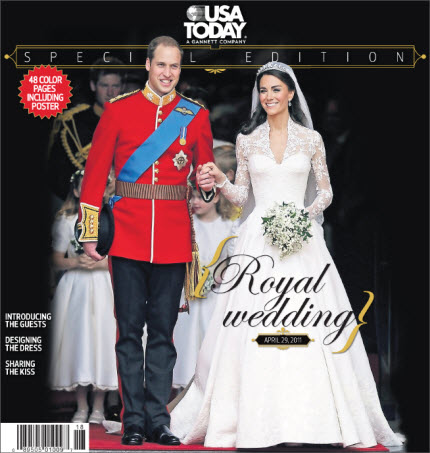 Royal Wedding Special Edition