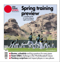 USAToday Sports Spring Training 2013 - Cactus League Cover
