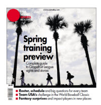 USAToday Sports Spring Training 2013 - Grapefruit League Cover
