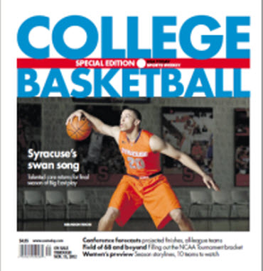 College Basketball - 2012 Special Edition - Syracuse Cover