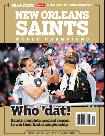 New Orleans Saints: World Champions