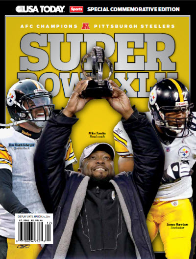 Super Bowl Preview Steelers Cover