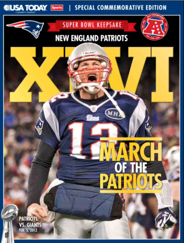 Super Bowl Preview  Patriots Cover