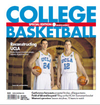 College Basketball - 2012 Special Edition - UCLA Cover