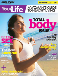 Your Life: A Woman's Guide to Healthy Living