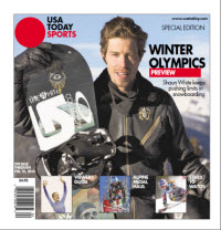 USA TODAY Sports Winter Olympics Preview Special Edition 2014
