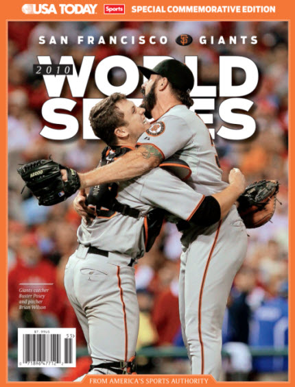 World Series Preview - Giants Cover