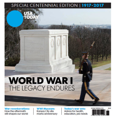 USA TODAY - World War I - The Legacy Endures
