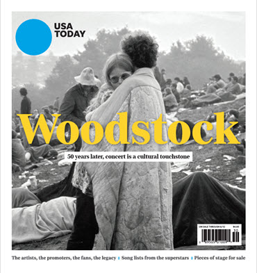 USA TODAY - Woodstock MAIN
