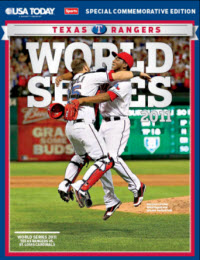 World Series Preview - Rangers Cover