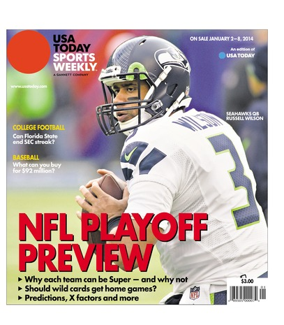 01/02/2014 Issue of Sports Weekly