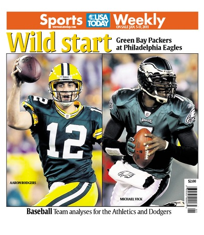 01/05/2011 Issue of Sports Weekly