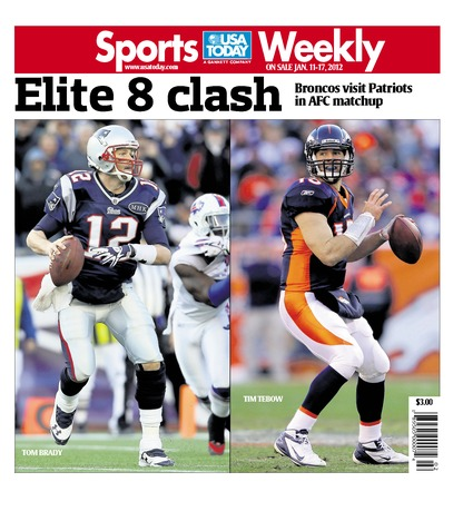 01/11/2012 Issue of Sports Weekly